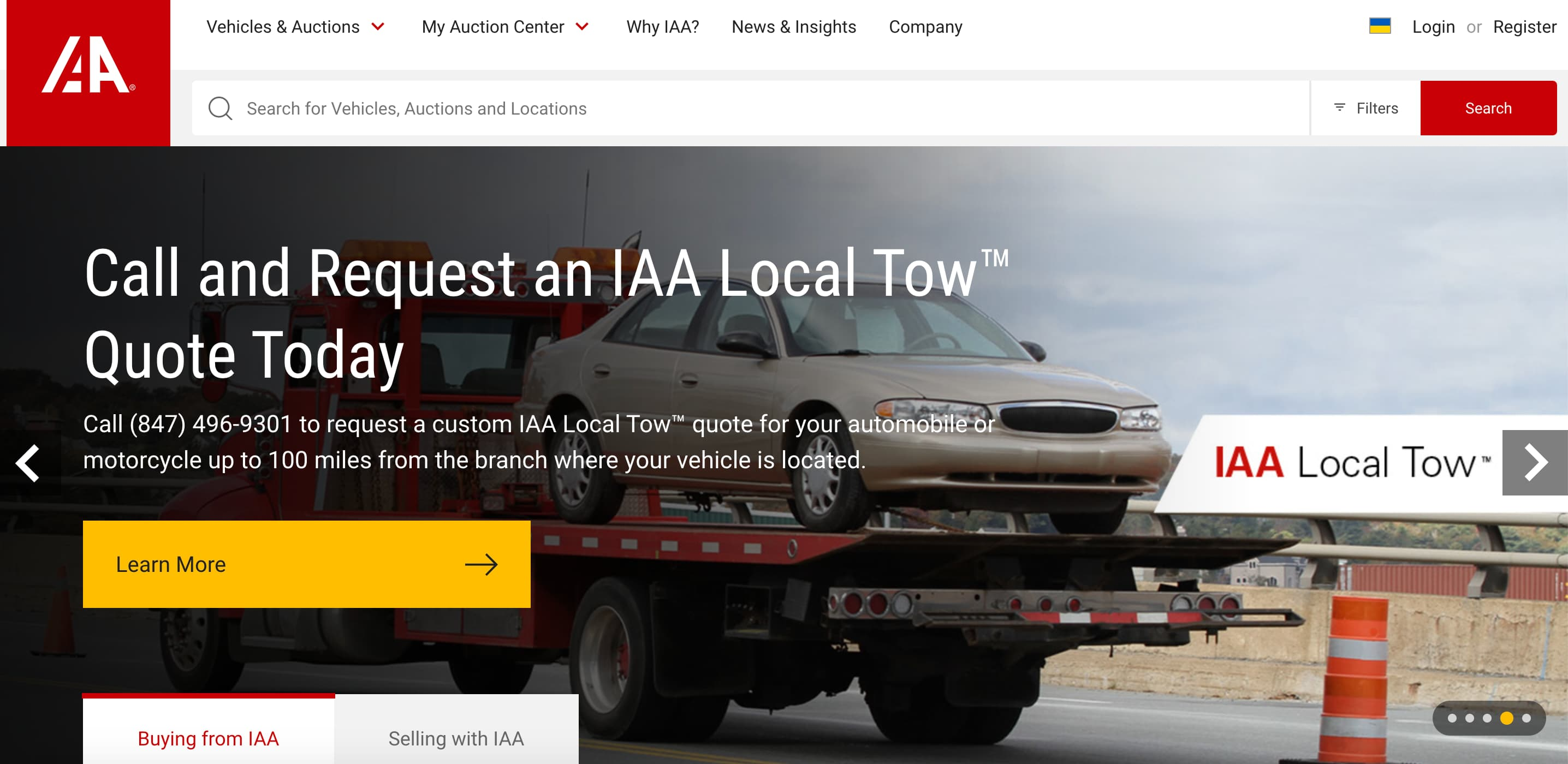 iaai cars usa